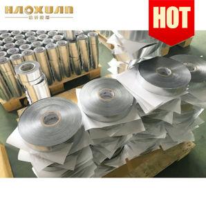 Feuille en aluminium renforcé de l'autonomie de la plaie Fleuret Heat-Sealing Kraft face Jumbo Bande de rouleau