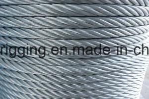 El cable de acero prensado aparejo