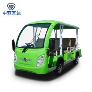 8 Fornecimento direto de fábrica do passageiro 72V automóvel eléctrico