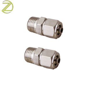 Высокая точность для изготовителей оборудования из нержавеющей стали шагом крепежные детали с самого высокого качества