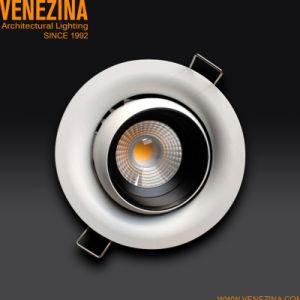 Riflettore Anti-Glaring LED registrabile giù R6924 chiaro del LED 6W 10W 15W
