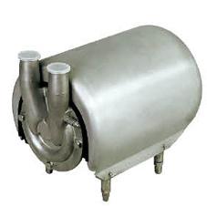 304/316L absorver sanitárias de aço inoxidável para uso do leite da Bomba