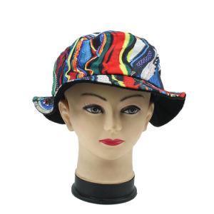 カスタム方法タイの染料の多彩なバケツの帽子