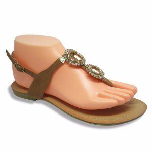 Top ventes Hot populaires Mesdames occasionnel des sandales Femmes