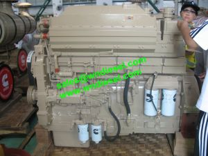 Belaz-7555A를 위한 제안 Cummins Ktta19-C700 엔진, Belaz-7555b 덤프 트럭