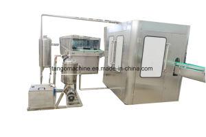 Automatische het Vullen van de Drank van de Fles 500ml Vloeistof Sprankelende Machine