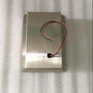 Телефон экстренной связи Knzd-06 элеватора Kntech Интерком нержавеющая сталь ржавчины доказательства телефон
