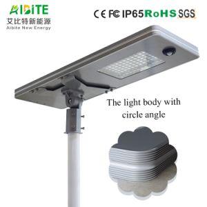20W/30W/40W/50W/60W/80W/100W/120W Todo-en-Uno/Integrated solar calle LED al aire libre Jardín de Luz con sensor de movimiento