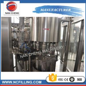 炭酸二酸化炭素の飲み物のびん詰めにする機械