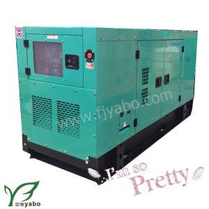 Adatto a generatore domestico del diesel del silenziatore di Sdec 60kVA Genset