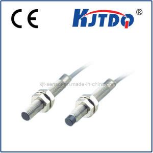High Precision M12 Não PNP Interruptor do Sensor de proximidade indutivo