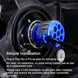 Lightech T1 H13の高い発電のヘッドライトの球根