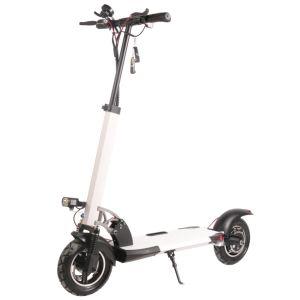 Fabricant Yuju 10 pouces double scooter électrique de l'amortisseur