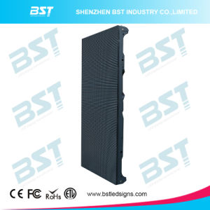 屋外段階のレンタルLED表示スクリーンを投げるP3.91 500X1000mm停止アルミニウム