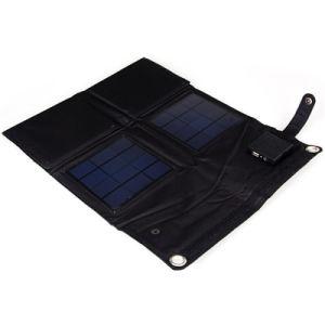 18W 12V-18V 5V Складная солнечная панель зарядное устройство
