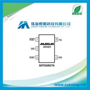 LCD Boostwithの集積回路Max8574eut-TはシャットダウンICを調整する