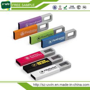 Популярные металлические поворотный привод USB Flash Drive пера