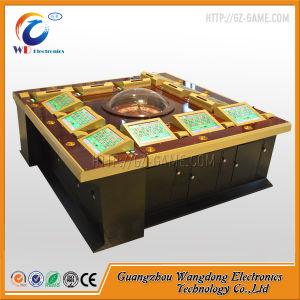12 jugadores de ruleta electrónica de máquinas de juego en Casino