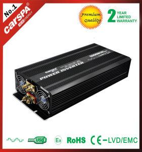 Лучшая бытовая инвертирующий усилитель мощности 24V 230 В 4000W с солнечной энергии