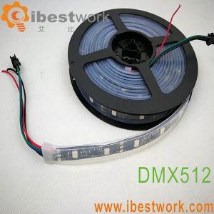 Fita LED DMX 30levou Pixel por pixel