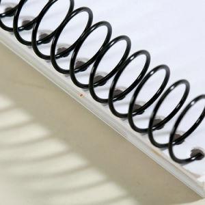 금속 책 바인딩 공급을%s 단 하나 나선형 바인딩 코일