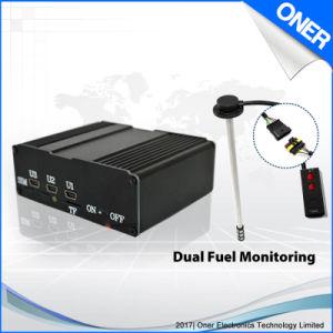 Antidiebstahl Fernsteuerungs-GPS-Verfolger mit Kraftstoff-Monitor