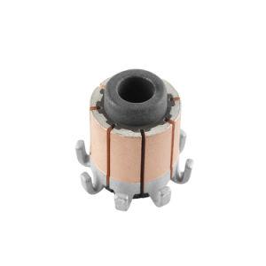 Conmutador de motor dc de alta calidad para el motor eléctrico de la serie 8 ganchos