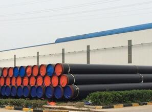 ASTM X42 LSAW Stahl-Gefäß