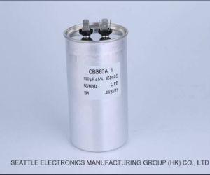 Objectif général 100UF 450V 20 % des condensateurs électrolytiques en aluminium
