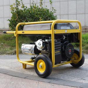 Bison (Chine) Air-Cooled 3000 Watts 3kVA générateur haute efficacité silencieuse de l'essence générateur portatif 220V 60 Hz