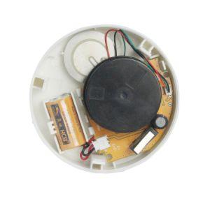 10 de Batterij van het Lithium van de Levensduur van het jaar stelde de Onafhankelijke Detector van de Rook in werking