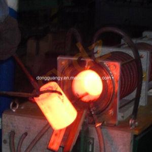 흑연 열을%s 100kw IGBT 통제 유도 가열 장비