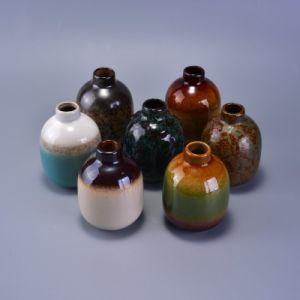 Держатель для свечи бутылки домашней сублимации кружки бака декора керамический