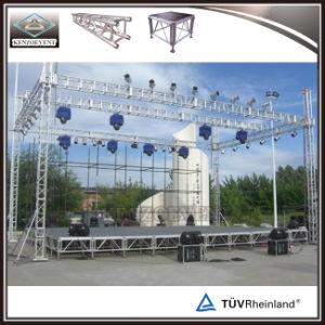 Concierto al aire libre de aluminio portátil de la etapa de la etapa de eventos