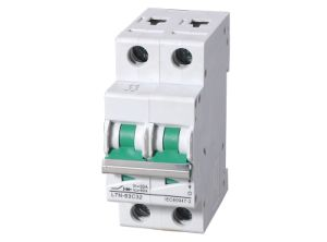Mini-Disjuntor, MCB, Disjuntor, C32, L7n Series, 1p,2p, 3P de baixa voltagem DC o mini-disjuntor,