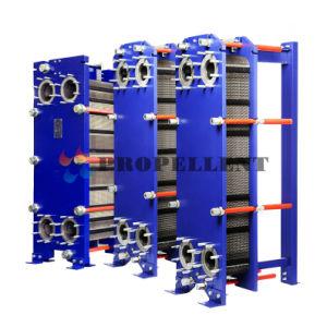 液体の版の熱交換器、産業液体のヒーターへの産業液体