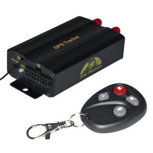 El GPS103b+ coche GPS Tracker GPS GSM GPRS vehículo coche Localizador de alarma antirrobo en tiempo real del dispositivo de seguimiento con control remoto no Verificación de la antena