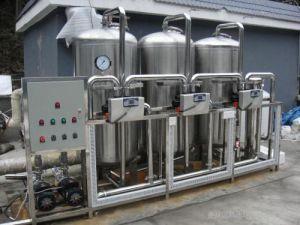 Pengkai amolecimento de água de disco do tanque de Tratamento de Água do Sistema de descalcificador