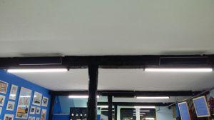 Painel de infravermelhos Terraço Vela de marcação AEA nº1
