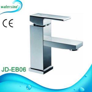 正方形デザインセリウムの公認の単一のレバーの浴室の洗面器のミキサー