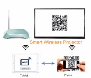 Samsung Fahrwerk-Screen-Panel elektronisches interaktives Whiteboard der freien Software-55