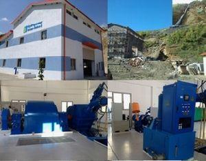 Unidad del Turbogenerador del Agua con Turbina del Agua de Alta Calidad de Alta Eficacia