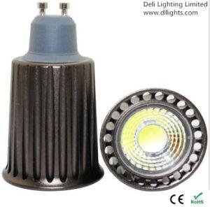Scharfes Chip GU10 7W COB LED Spotlight