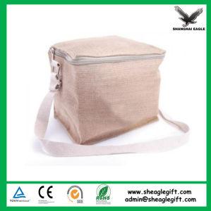 Zoll 6 Satz-nicht gesponnene thermische Mittagessen-Kühlvorrichtung-Beutel-Großverkauf-China-Isolierfertigung