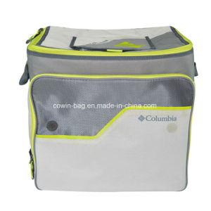 Sac de refroidissement isolé pour pique-nique à grande vitesse Self-Packing de haute qualité