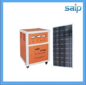 500W Portable Solar Generator met Fast Charger (SP-500F)
