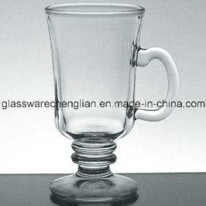 [إيريش كفّ] فنجان زجاجيّة ([ب-كب003])