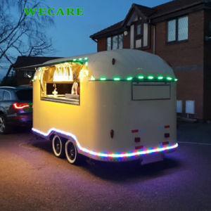 上の人気の電気移動可能なパン屋のトラック
