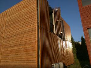 Camera prefabbricata moderna del contenitore per adattamento
