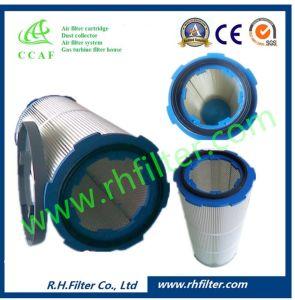 Ccaf antiestáticas Filtro de aire para colector de polvo